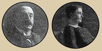 Sir Ellis and Lady Denby, Gertrude's parents [3]