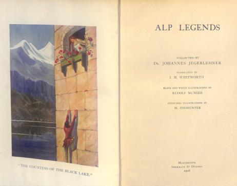 Alp Legends inside