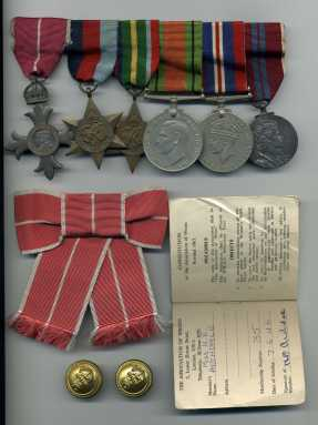 Betty'sMedals