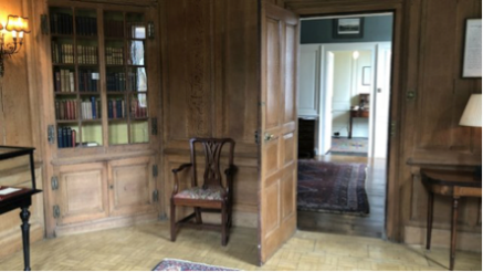 The Oak Room, Lamb's House, Rye, Sussex [6]