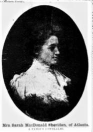 Sarah Macdonald Sheridan