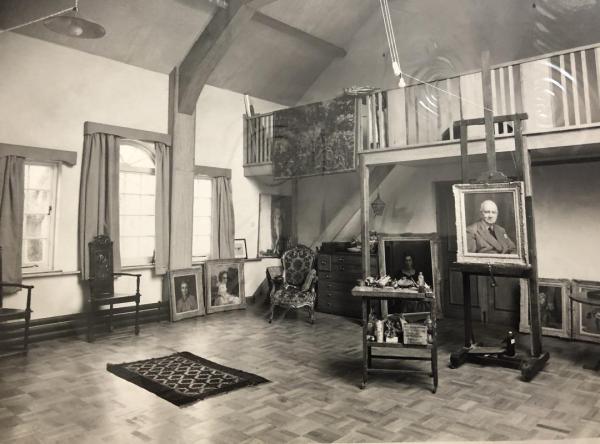 Alice Burton studio