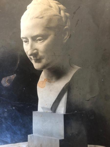 Alice Burton the bust