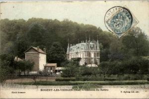 Chateau de Retiro large