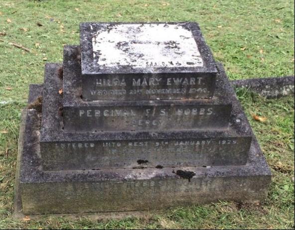 ewart-grave