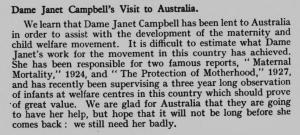 Janet Australia